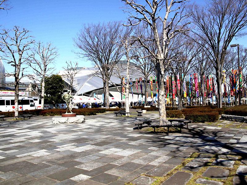 秋葉台文化体育館
