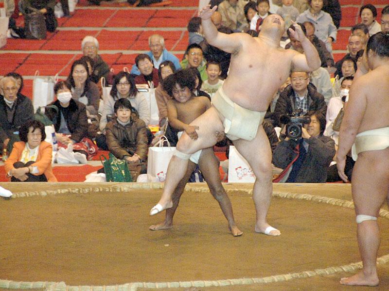 わんぱく相撲