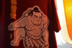 新横綱稀勢の里のTシャツも大好評でした。